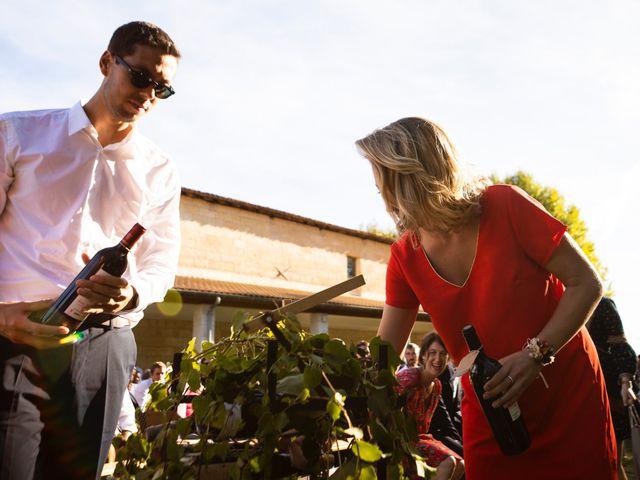 Le mariage de Thomas et Delphine à Bordeaux, Gironde 78