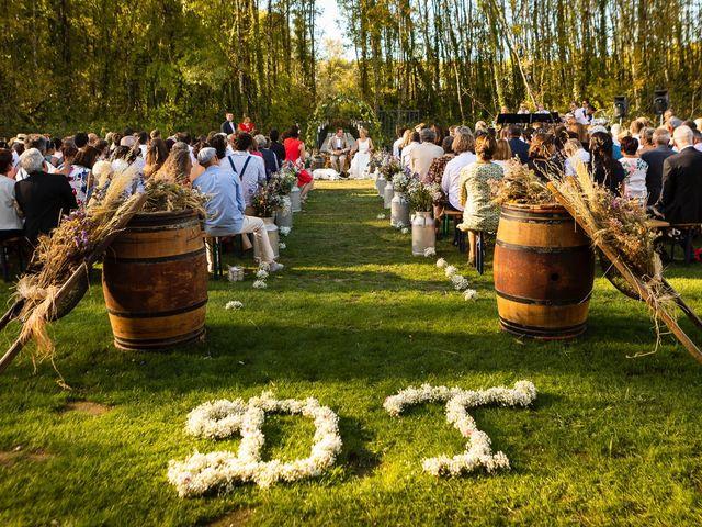 Le mariage de Thomas et Delphine à Bordeaux, Gironde 93
