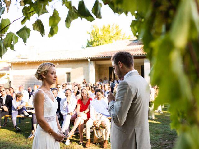 Le mariage de Thomas et Delphine à Bordeaux, Gironde 105