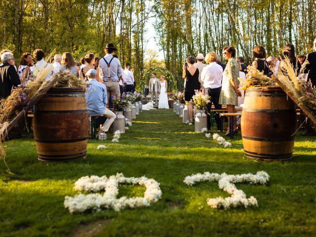 Le mariage de Thomas et Delphine à Bordeaux, Gironde 116