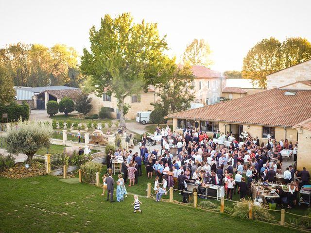 Le mariage de Thomas et Delphine à Bordeaux, Gironde 120