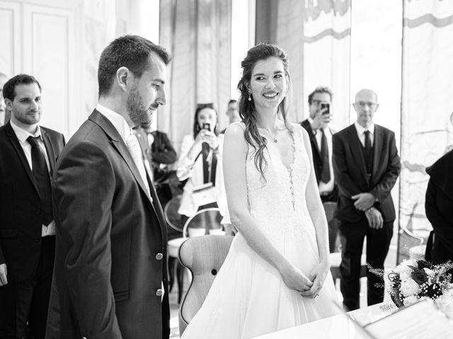 Le mariage de Raphaël et Claire à Crest-Voland, Savoie 11