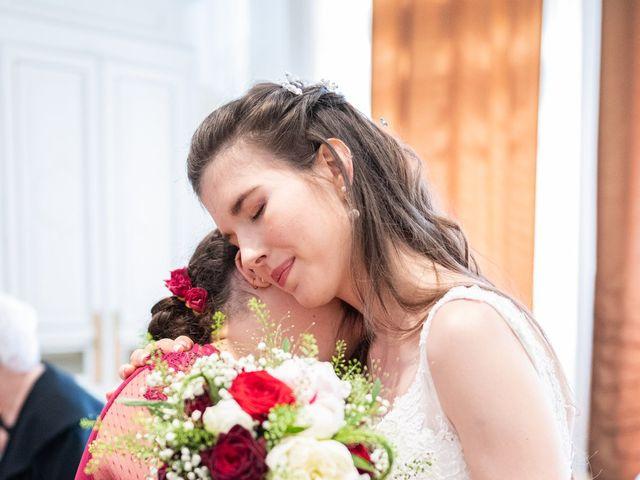 Le mariage de Raphaël et Claire à Crest-Voland, Savoie 12