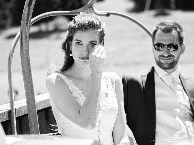 Le mariage de Raphaël et Claire à Crest-Voland, Savoie 25