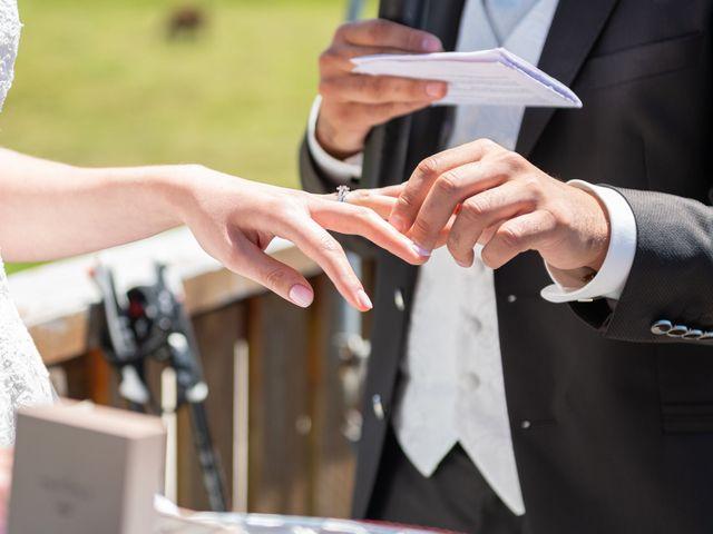 Le mariage de Raphaël et Claire à Crest-Voland, Savoie 26