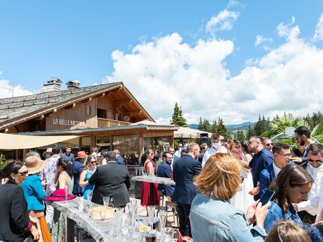 Le mariage de Raphaël et Claire à Crest-Voland, Savoie 27