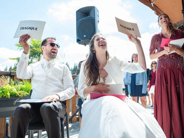 Le mariage de Raphaël et Claire à Crest-Voland, Savoie 31