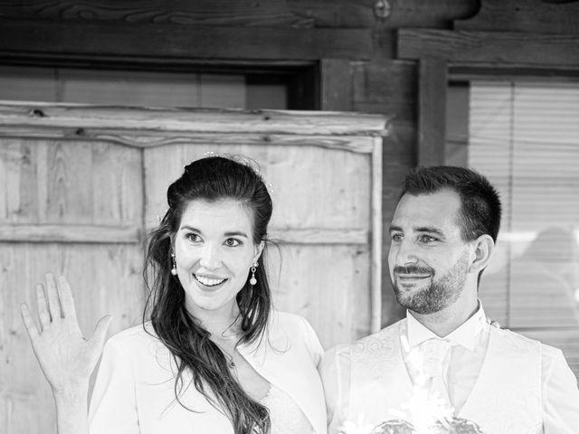 Le mariage de Raphaël et Claire à Crest-Voland, Savoie 35