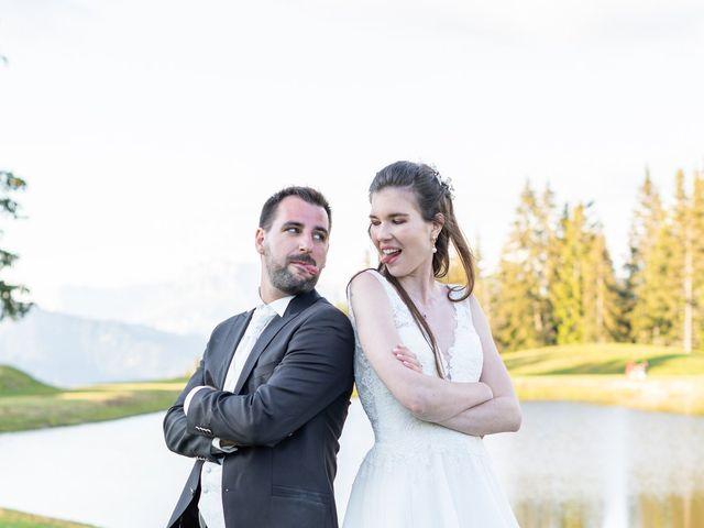 Le mariage de Raphaël et Claire à Crest-Voland, Savoie 45