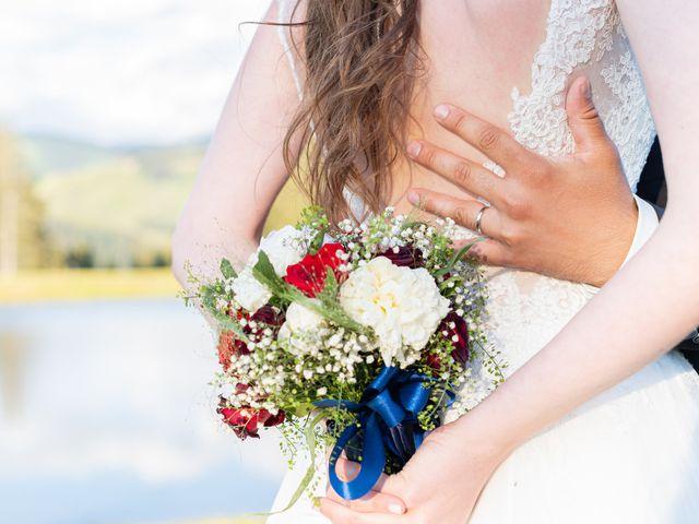 Le mariage de Raphaël et Claire à Crest-Voland, Savoie 47