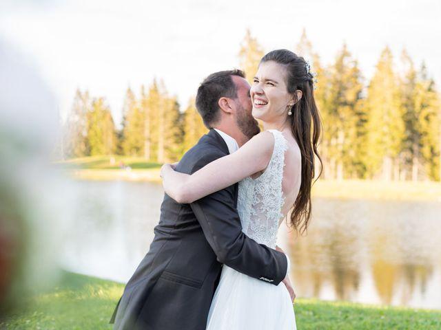 Le mariage de Raphaël et Claire à Crest-Voland, Savoie 48