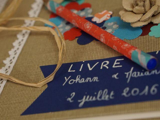 Le mariage de Yohann et Marianne à Joncy, Saône et Loire 9