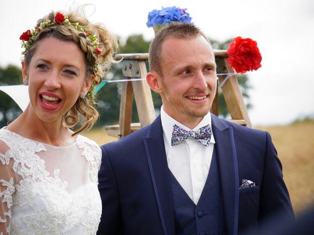Le mariage de Yohann et Marianne à Joncy, Saône et Loire 14
