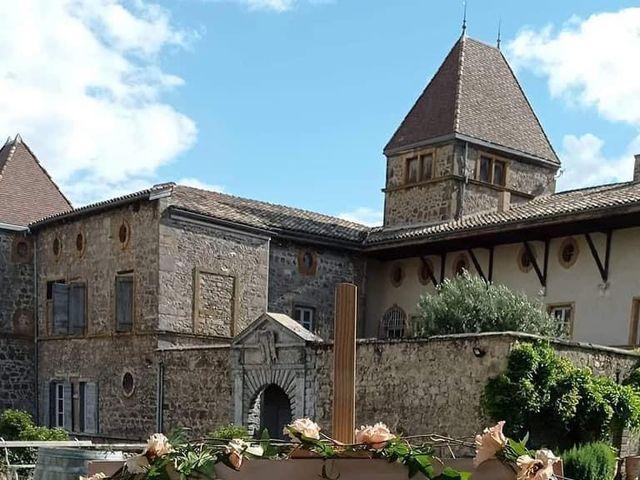 Le mariage de Alexandra et Thibault   à Millery, Rhône 14