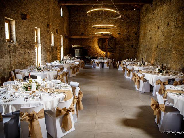 Le mariage de Alexandra et Thibault   à Millery, Rhône 39