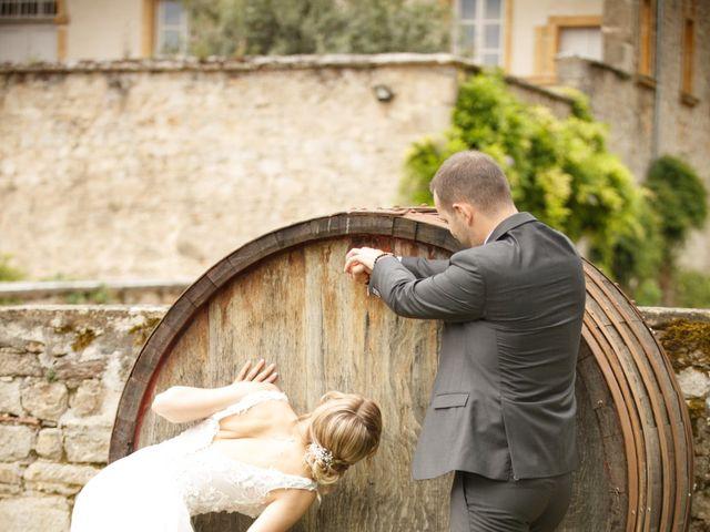 Le mariage de Alexandra et Thibault   à Millery, Rhône 46