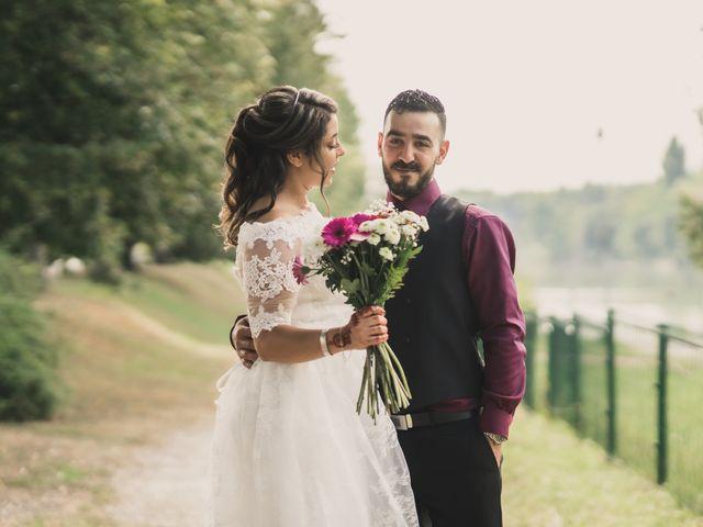Le mariage de Hamza et Samira à Éragny, Val-d'Oise 2