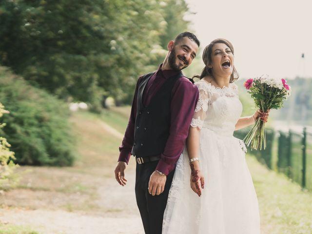 Le mariage de Hamza et Samira à Éragny, Val-d'Oise 3