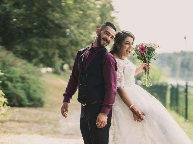 Le mariage de Hamza et Samira à Éragny, Val-d'Oise 4