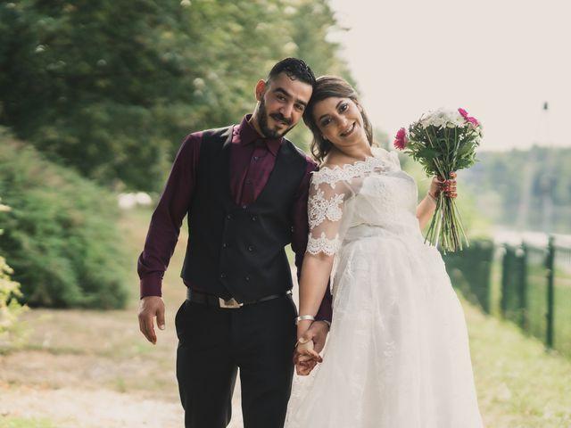 Le mariage de Hamza et Samira à Éragny, Val-d'Oise 5