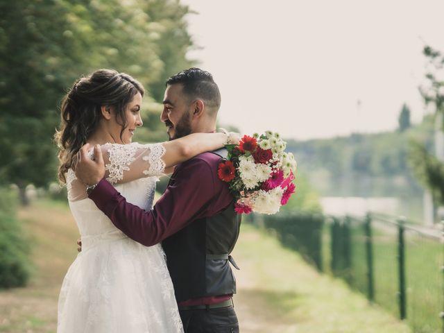Le mariage de Hamza et Samira à Éragny, Val-d'Oise 6