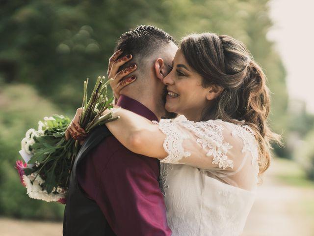 Le mariage de Hamza et Samira à Éragny, Val-d'Oise 7