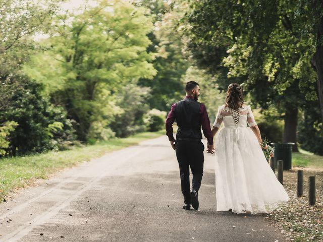 Le mariage de Hamza et Samira à Éragny, Val-d'Oise 9