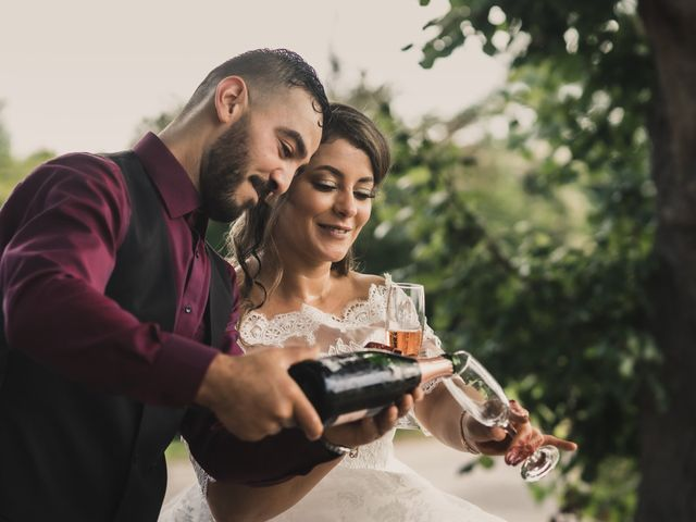Le mariage de Hamza et Samira à Éragny, Val-d'Oise 14