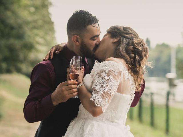 Le mariage de Hamza et Samira à Éragny, Val-d'Oise 15