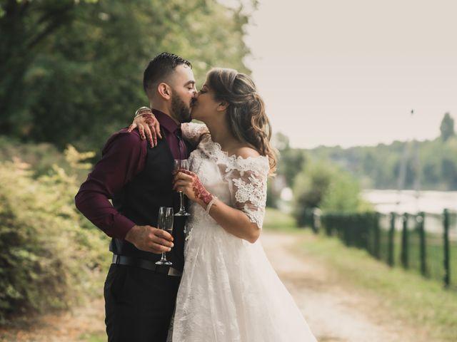 Le mariage de Hamza et Samira à Éragny, Val-d'Oise 16