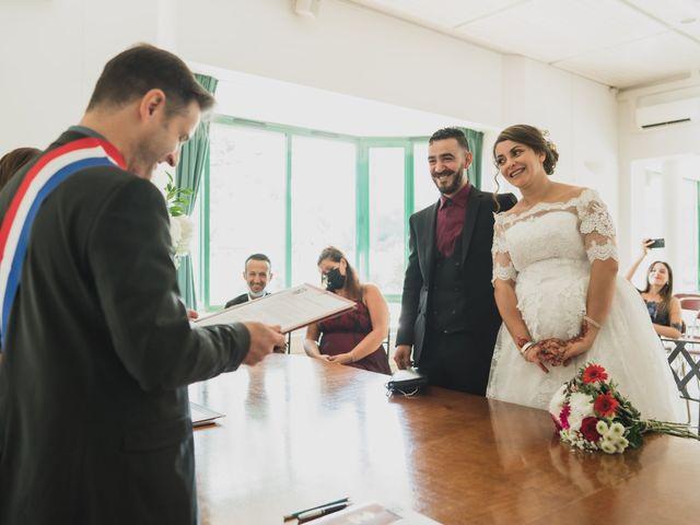 Le mariage de Hamza et Samira à Éragny, Val-d'Oise 23