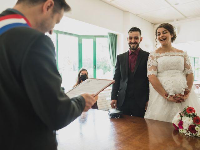 Le mariage de Hamza et Samira à Éragny, Val-d'Oise 24