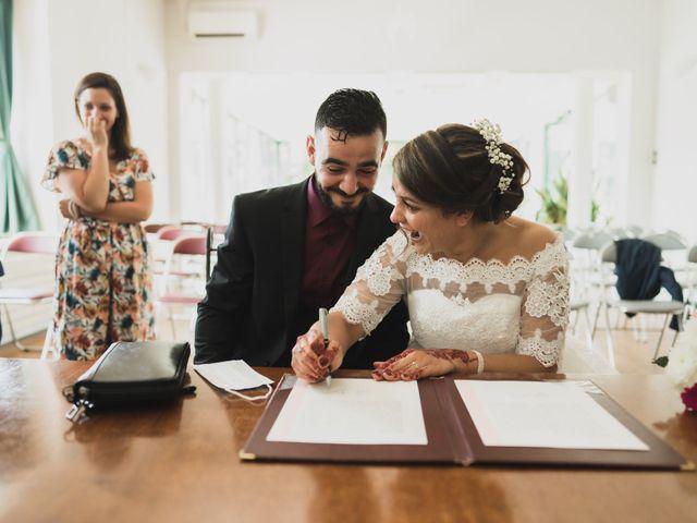 Le mariage de Hamza et Samira à Éragny, Val-d'Oise 28