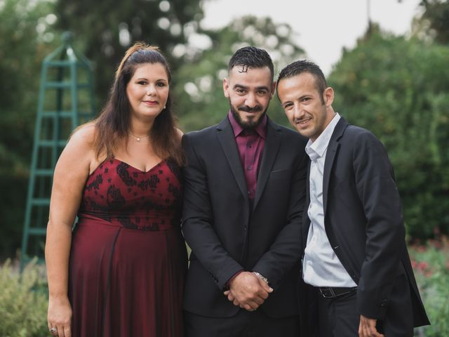 Le mariage de Hamza et Samira à Éragny, Val-d'Oise 35
