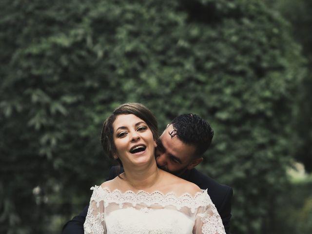 Le mariage de Hamza et Samira à Éragny, Val-d'Oise 38