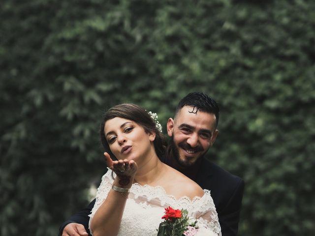 Le mariage de Hamza et Samira à Éragny, Val-d'Oise 40