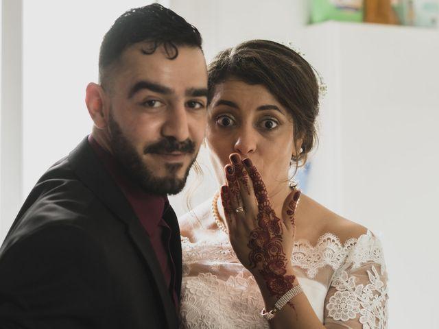 Le mariage de Hamza et Samira à Éragny, Val-d'Oise 45