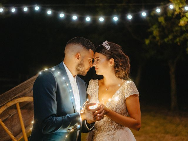 Le mariage de Pauline et Yacine