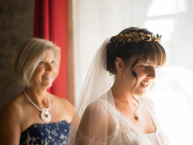 Le mariage de Romain et Stéphanie à Saint-Laurent-de-la-Prée, Charente Maritime 9