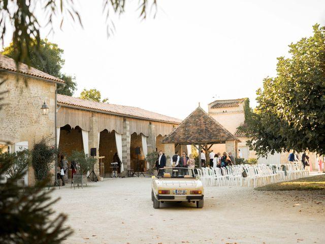 Le mariage de Romain et Stéphanie à Saint-Laurent-de-la-Prée, Charente Maritime 25