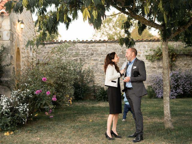 Le mariage de Romain et Stéphanie à Saint-Laurent-de-la-Prée, Charente Maritime 36