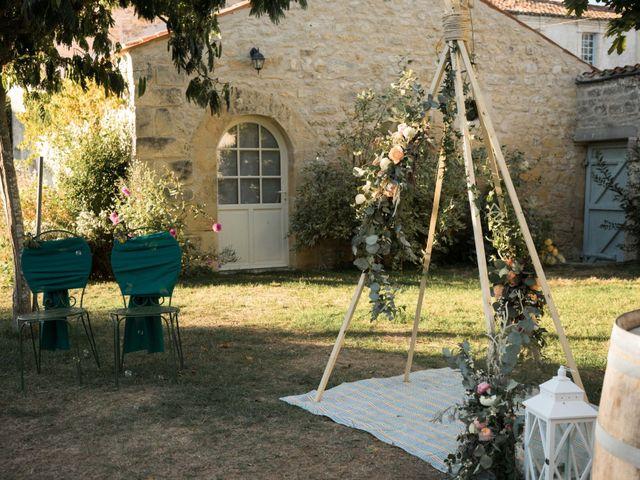 Le mariage de Romain et Stéphanie à Saint-Laurent-de-la-Prée, Charente Maritime 39