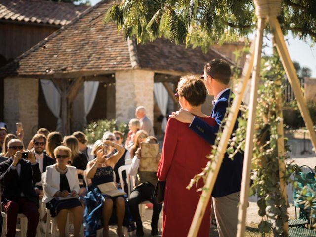 Le mariage de Romain et Stéphanie à Saint-Laurent-de-la-Prée, Charente Maritime 41