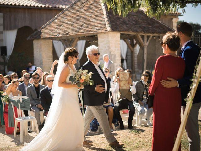 Le mariage de Romain et Stéphanie à Saint-Laurent-de-la-Prée, Charente Maritime 42