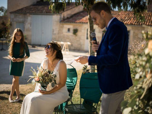 Le mariage de Romain et Stéphanie à Saint-Laurent-de-la-Prée, Charente Maritime 44