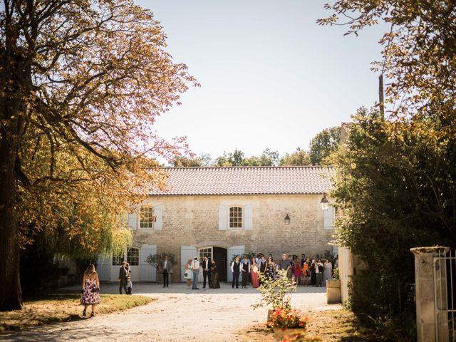 Le mariage de Romain et Stéphanie à Saint-Laurent-de-la-Prée, Charente Maritime 50