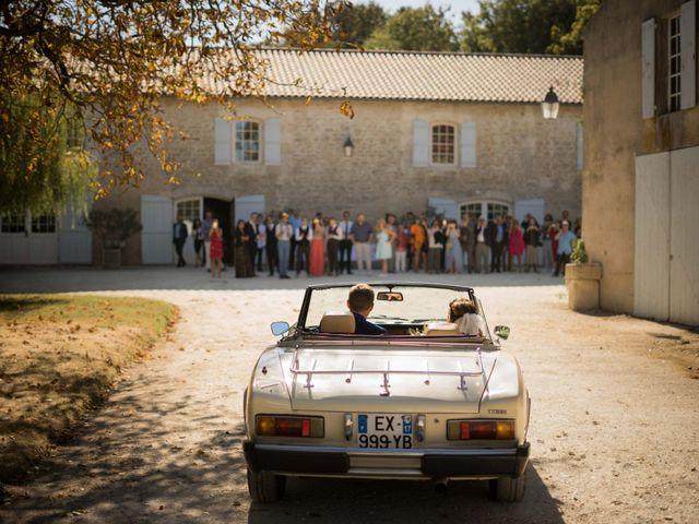 Le mariage de Romain et Stéphanie à Saint-Laurent-de-la-Prée, Charente Maritime 51