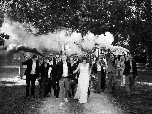 Le mariage de Romain et Stéphanie à Saint-Laurent-de-la-Prée, Charente Maritime 56