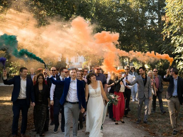 Le mariage de Romain et Stéphanie à Saint-Laurent-de-la-Prée, Charente Maritime 57