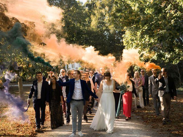 Le mariage de Romain et Stéphanie à Saint-Laurent-de-la-Prée, Charente Maritime 58
